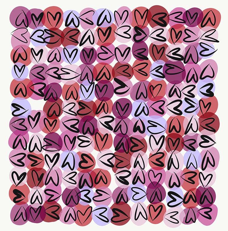 web 17E73 Hearts