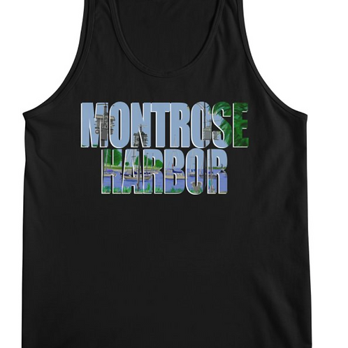 Chicago T-Shirts, Hoodies featuring Montrose Harbor