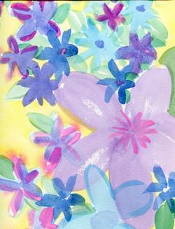 1a4 floral