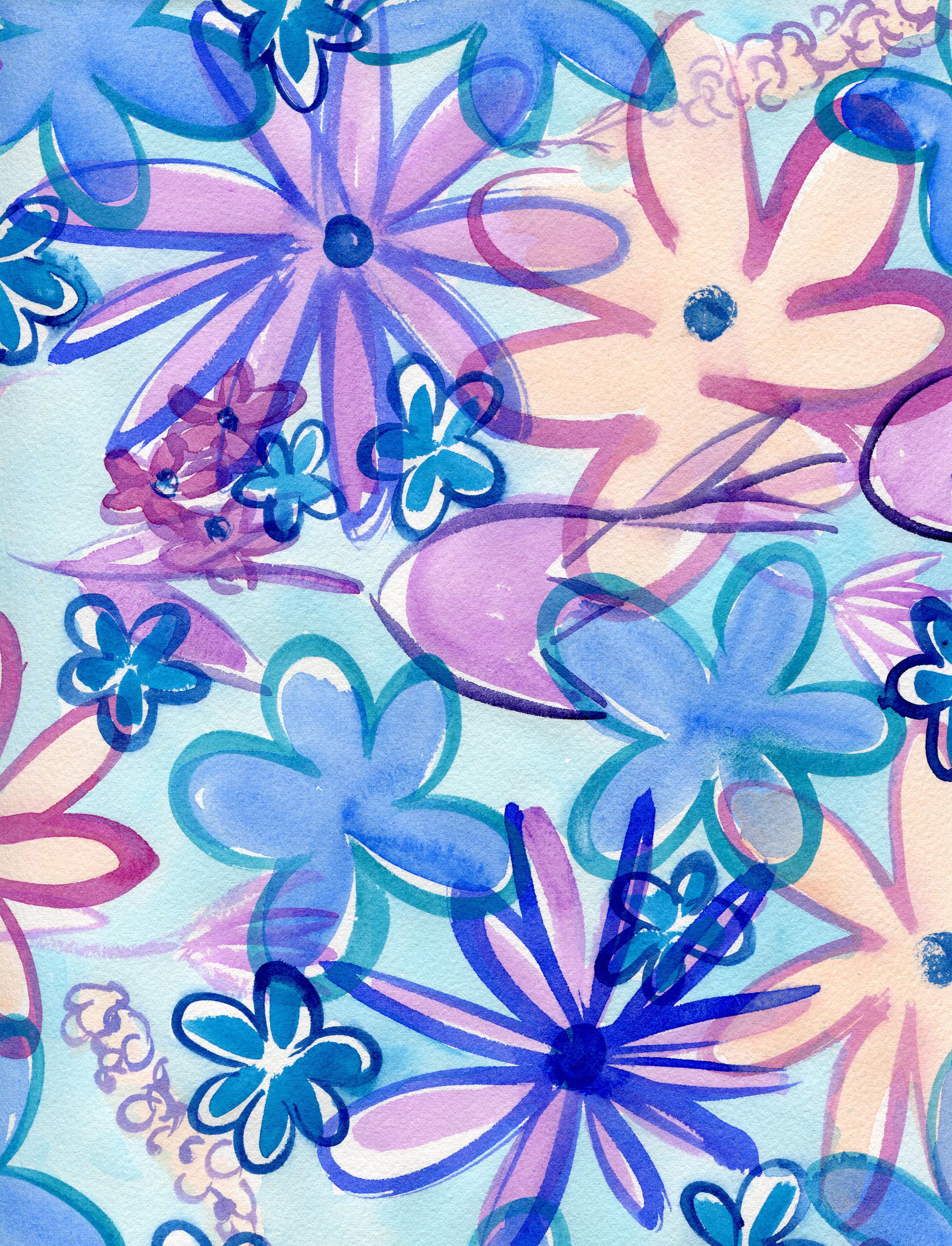 04b16 floral