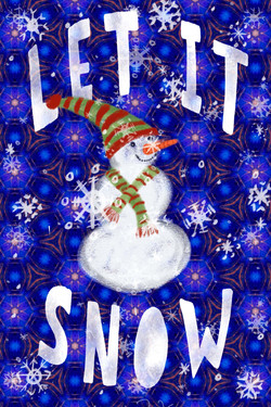18H27 Let It Snow LO