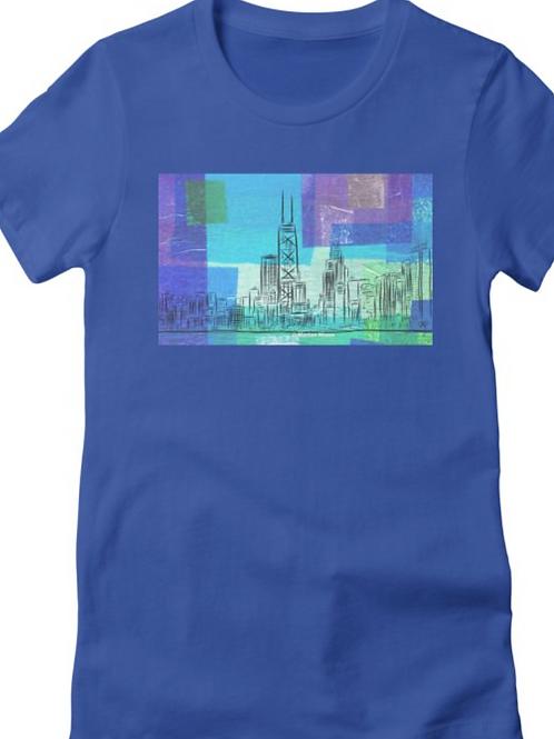 Chicago Skyline T-Shirts, Hoodies