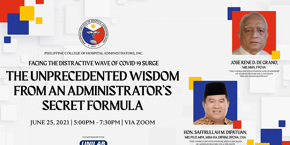 The Unprecedented Wisdom from an Administrator's Secret Formula