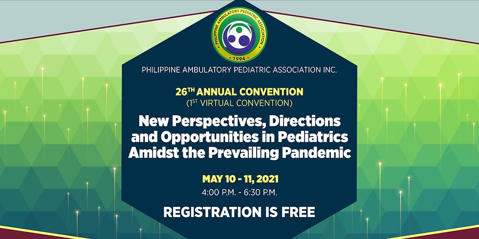 PAPA 26th Annual Convention