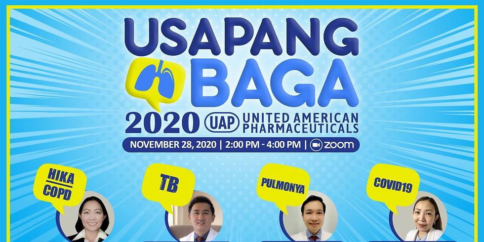 Usapang Baga 2020