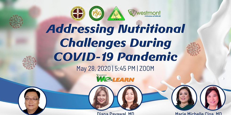 Addressing Nutritional Challenges During COVID - 19 Pandemic