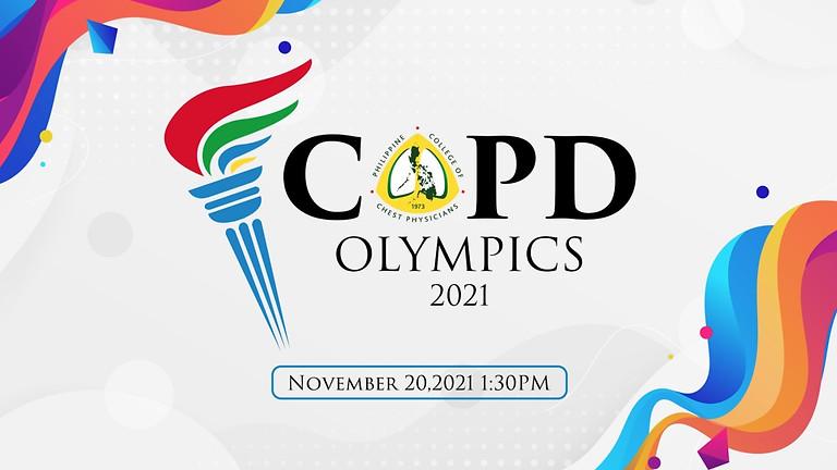 COPD Olympics 2021