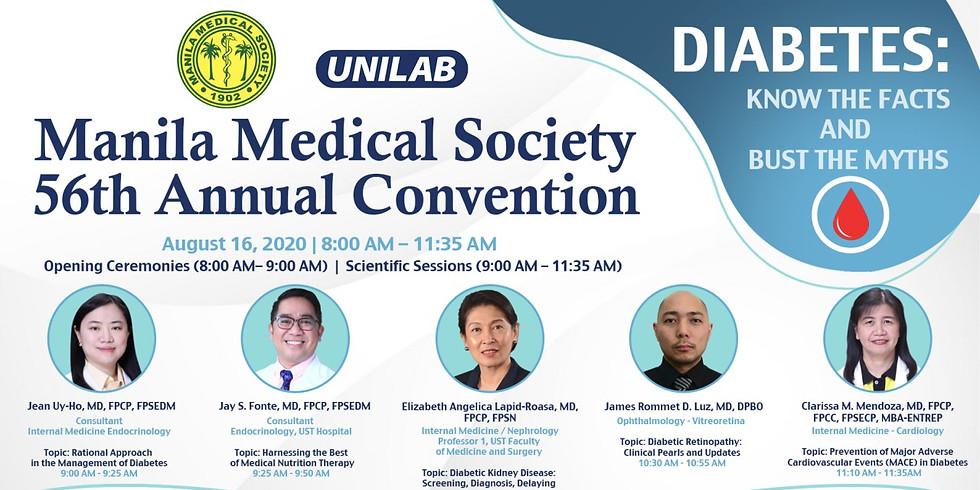 Manila Medical Society 56th Annual Convention