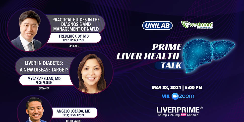 Prime Liver Health Talk
