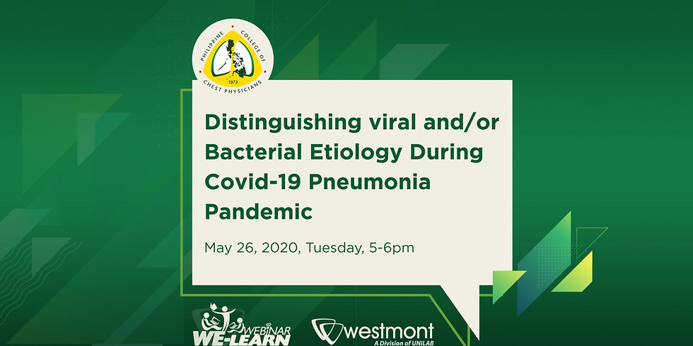 Distinguishing Viral and/or Bacterial Etiology During Covid-19 Pneumonia Pandemic