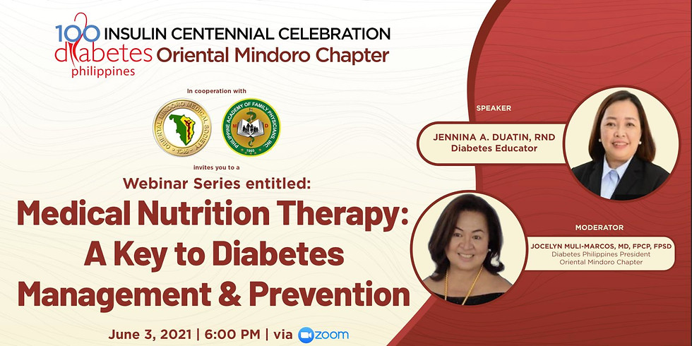 Medical Nutrition Therapy: A Key to Diabetes Management & Prevention