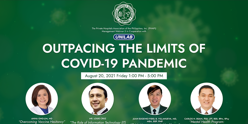 Outpacing the Limits of COVID-19 Pandemic