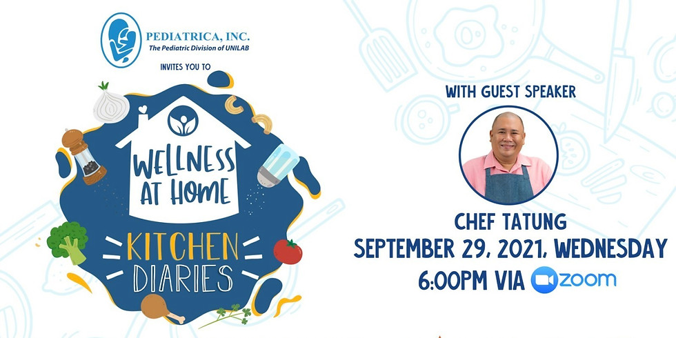 Wellness at Home: Kitchen Diaries
