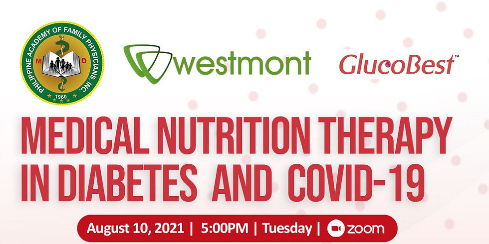 Medical Nutrition Therapy in Diabetes and COVID-19