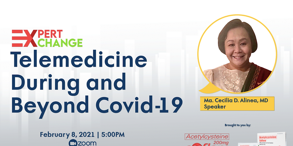 Expert Exchange Telemedicine During and Beyond Covid-19