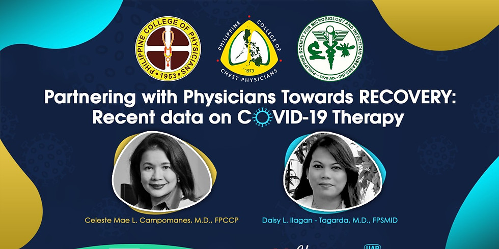 Partnering with Physicians Towards RECOVERY: Recent Data on COVID-19 Therapy