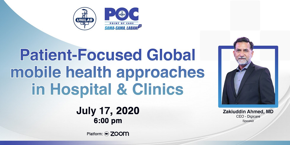 Patient-Focused Global mobile health approaches in Hospital & Clinics