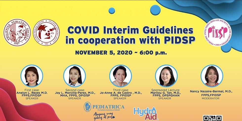 COVID Interim Guidelines