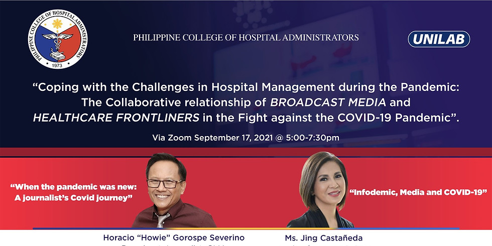 The Collaborative Relationship of BROADCAST MEDIA and HEALTHCARE FRONTLINERS in the Fight Against the COVID-19 Pandemic