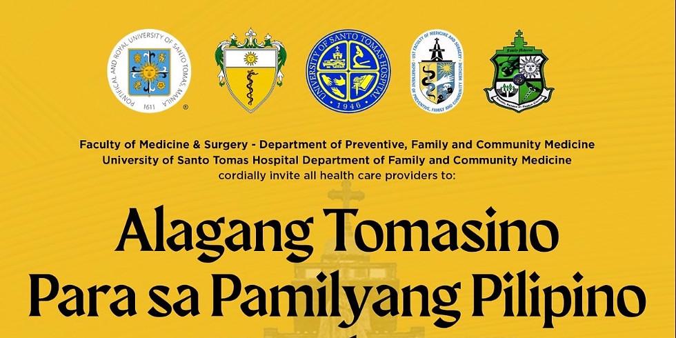 Alagang Tomasino Para sa Pamilyang Pilipino sa Panahon ng Universal Healthcare
