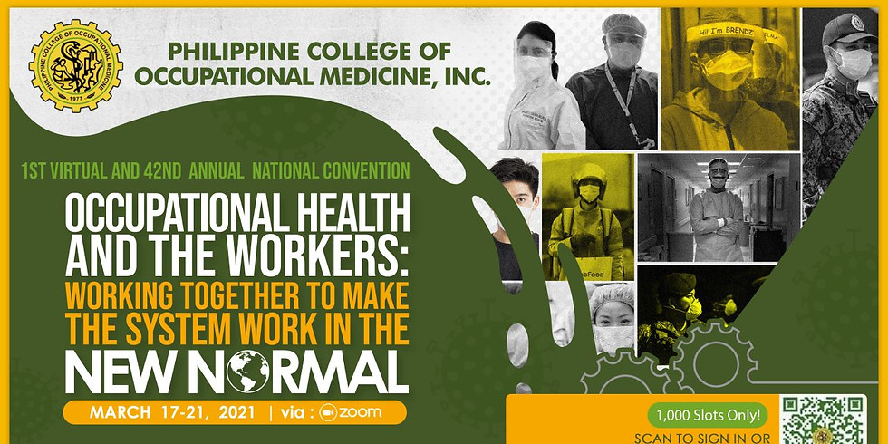 PCOM 1st Virtual and 42nd Annual National Convention