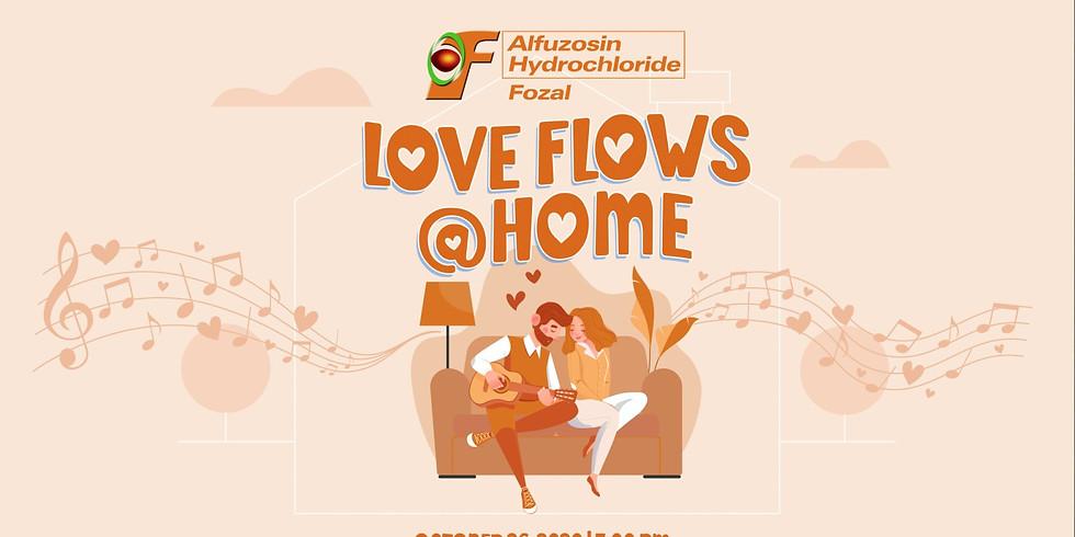 Love Flows @ Home