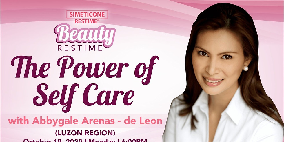 Beauty Restime: The Power of Self Care with Abbygale Arenas de Leon