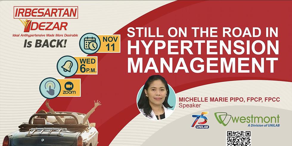 Still on the Road in Hypertension Management