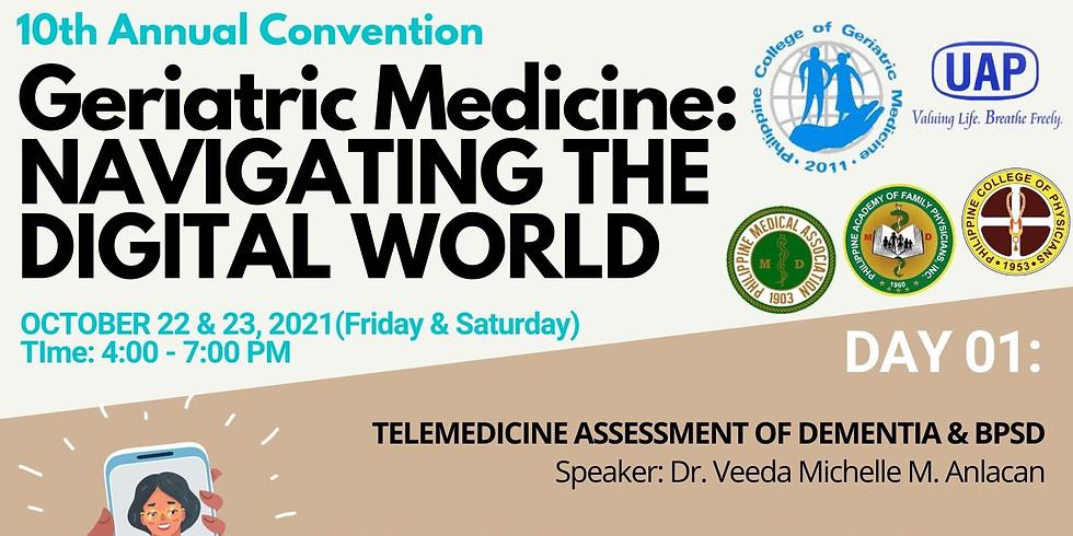 Geriatric Medicine: NAVIGATING THE DIGITAL WORLD