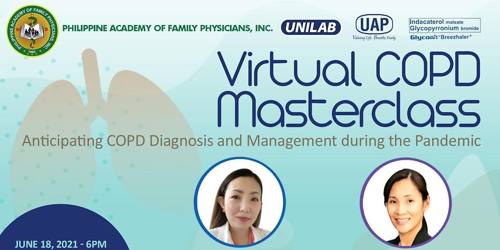 Virtual COPD Class
