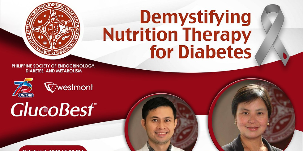 Demystifying Nutrition Therapy for Diabetes