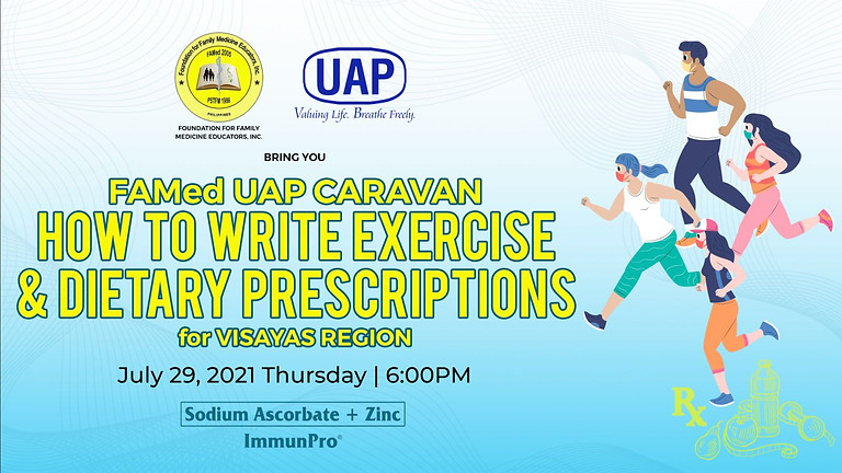 How to write exercise & dietary prescriptions