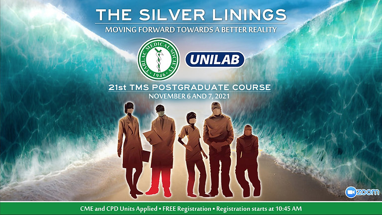 The Silver Linings Moving Forward Towards a Better Reality 21st TMS Postgraduate Course