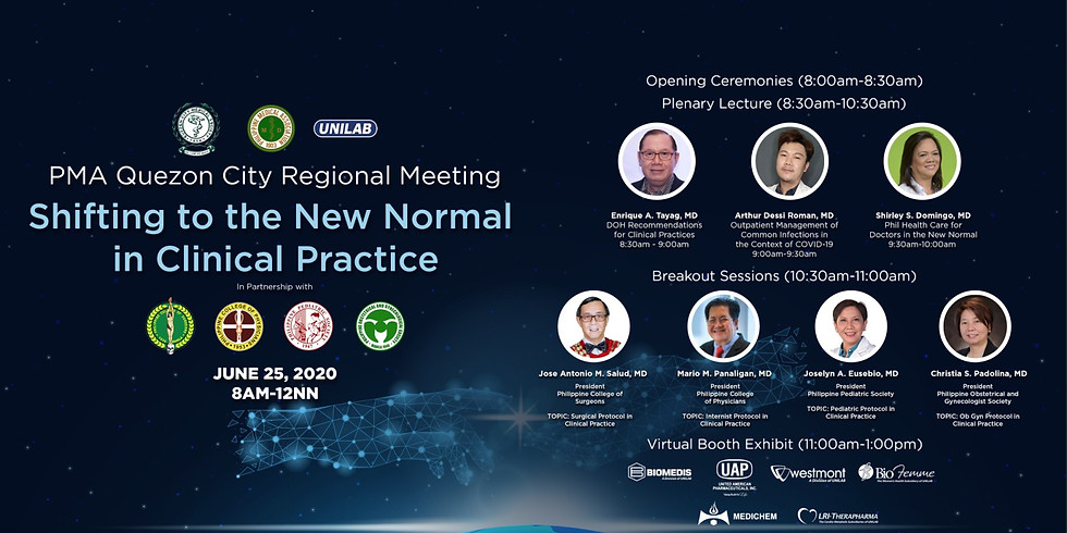 PMA Quezon City Regional Meeting