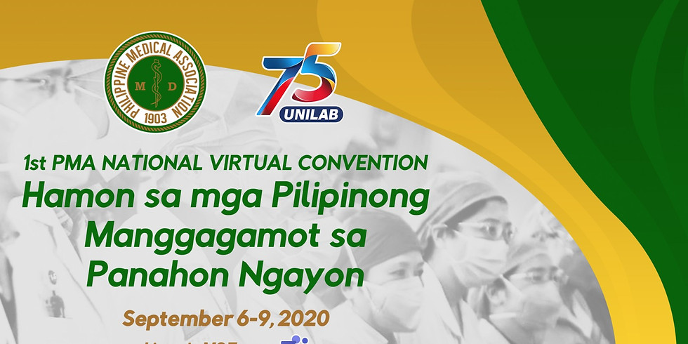 1st PMA National Virtual Convention