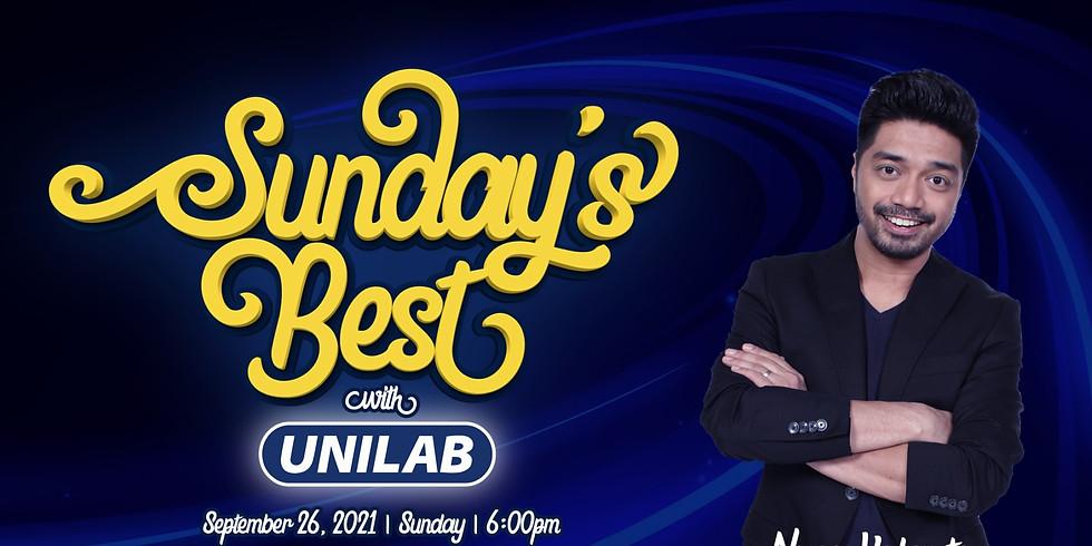 Sunday's Best with UNILAB
