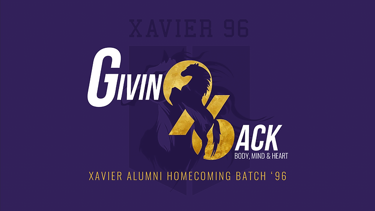 Xavier Alumni Homecoming Batch '96