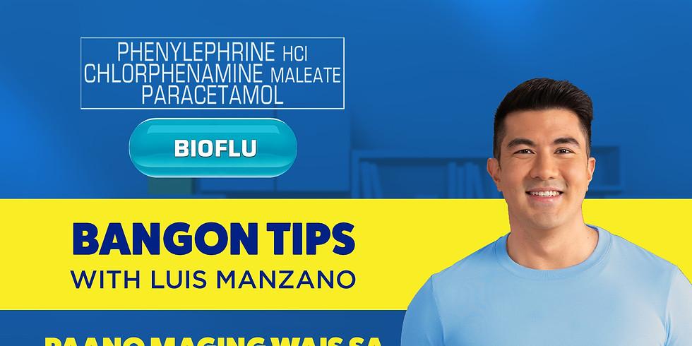 Bangon Tips with Luis Manzano