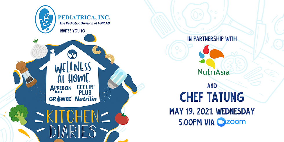 Wellness at Home with Chef Tatung