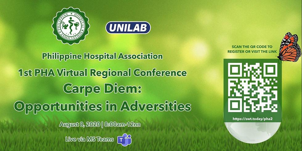 1st PHA Virtual Regional Conference