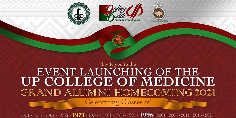 UP Grand Alumni Homecoming 2021