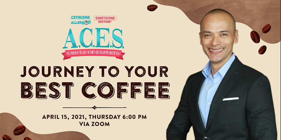 JOURNEY TO YOUR BEST COFFEE