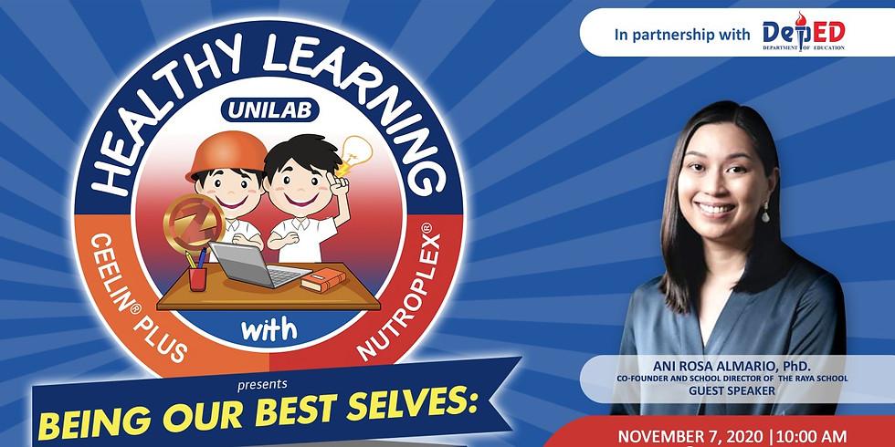 Healthy Learning with Ceelin Plus & Nutroplex