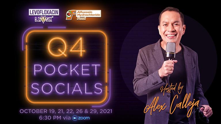 Q4 Pocket Socials