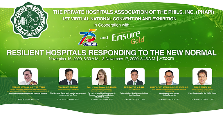 Resilient Hospitals Responding to the New Normal
