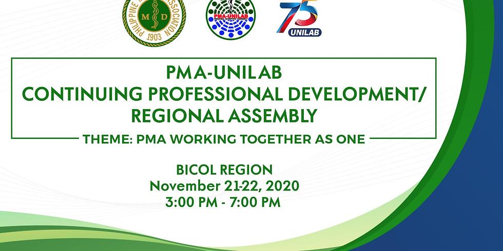 Continuing Professional Development Regional Assembly Bicol Region