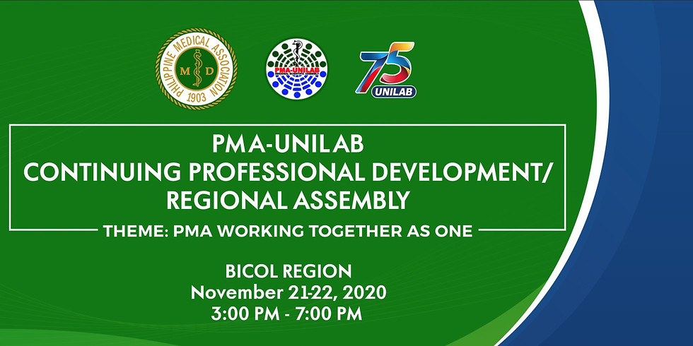 Continuing Professional Development/ Regional Assembly for Bicol region