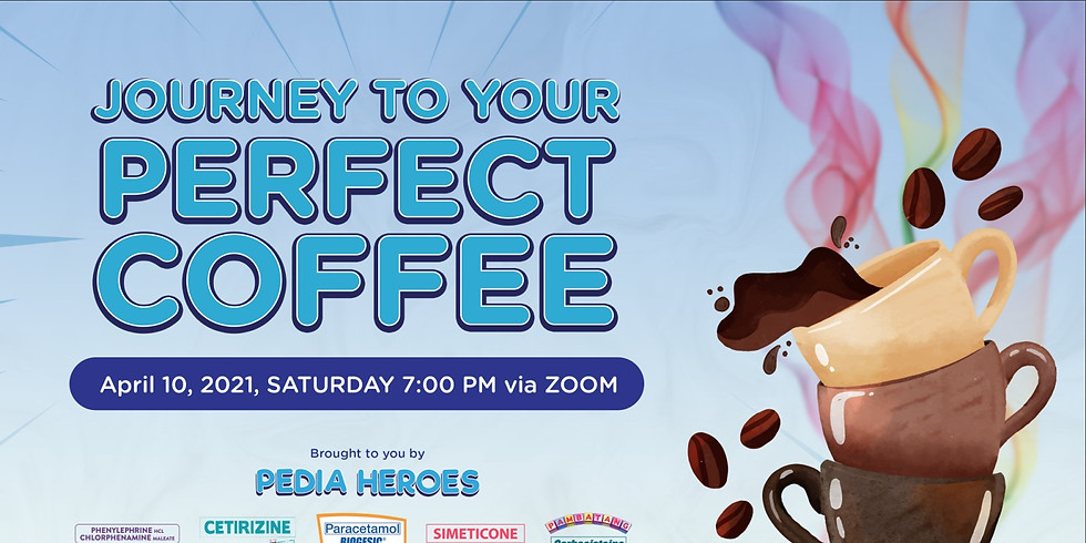 Journey to your PERFECT COFFEE