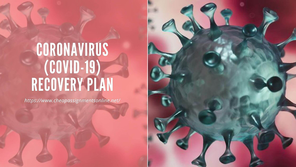 coronavirus recovery plan
