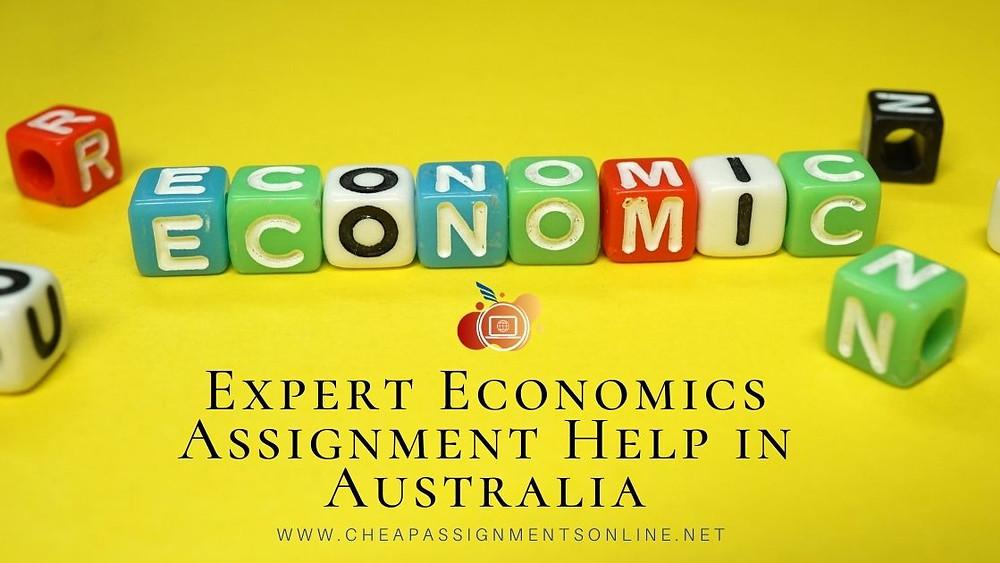 Expert Economics Assignment Help in Australia